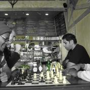 Social Chess in the Mission on Sundays