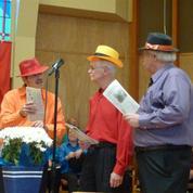 San Jose Serendipity choir