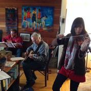 Neighborhood Acoustic Jam Group