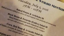 Veg Night Out at Little Island!