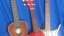 Saturday afternoon ukulele meetup!