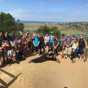 Casual Hikers of SD 20's and 30's