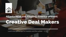 Creative Deal Makers Weekly Lunch Meeting