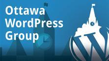 November 2021 Ottawa Meetup - WordPress e-commerce with WooCommerce