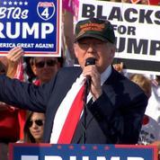 Trump Supporters In California