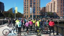 Red Hook & Prospect Park, Brooklyn on the EAST COAST GREENWAY!