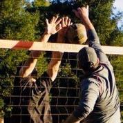 Santa Clara Casual Volleyball