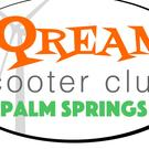 SQREAM Palm Springs Scooter Club