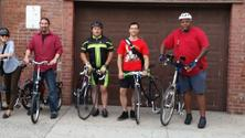 Newark Community Cycling Group Ride. This is a non-drop ride, discover NEWARK