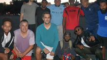 Parade Grounds Pickup Soccer/Football Group