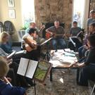 San Mateo Folk Music Singalong Meetup
