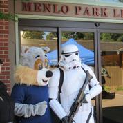 @ Menlo Park Library