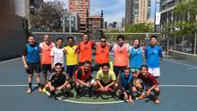 LIC Futsal Soccer 8:00AM-9:30AM