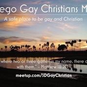 The San Diego Gay Christians Meetup Group