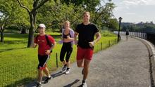 Sunday fun run + brunch*** - Central Park
