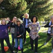 Sunnyvale Moving Meditation Wellness Meetup Group