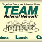 Pasadena Lunch Chapter of TEAM Referral Network