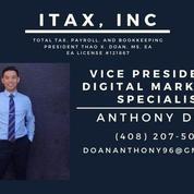 Digital Marketing Solutions by Anthony Doan