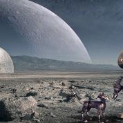 East Bay Martian Society - Tabletop SciFi RPGs