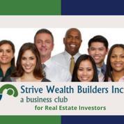Strive Wealth Builders - Money Talk Real Estate Investors