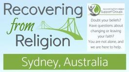 Recovering from Religion Virtual Support Group Meeting