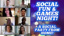 Online Game Night - Trivia, Socializing, Networking & More