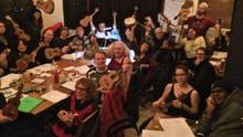 Uke Night - Zoom Every Other Thursday! Thanksgiving Uke Night
