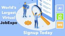 AnalyticsCLUB JobExpo Virtual Business, Data & Technology Job Expo