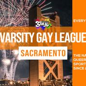 Varsity Gay League: Sacramento Gay Rec Sports League