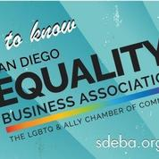 SDEBA - San Diego's LGBTQ & Ally Chamber Meet and Greet