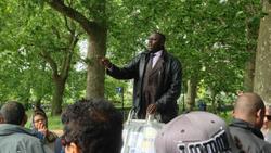 Central Park Speakers (IN PERSON) - Public Speaking Practice