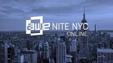 AWE Nite NYC - Online meetup