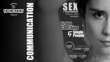 𝕋𝕙𝕖 𝔸𝕣𝕥 𝕠𝕗 𝕔𝕠𝕞𝕞𝕦𝕟𝕚𝕔𝕒𝕥𝕚𝕠𝕟 🍒 Sex+Relationship Wellness Talks