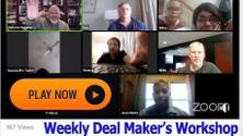 """""""Isn't It Time You Started 'Wheeling and Dealing' Like a DMV Realinvestor!"""""""