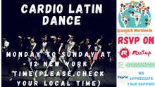 Cardio Latin Dance (Salsa, Merengue, Bachata And More)