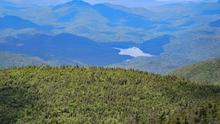 Mt Marshall Adirondack, Ausable Chasm Waterfalls