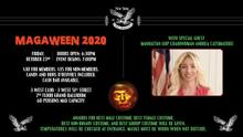 MAGAWEEN Costume Party with Andrea Catsimatidis