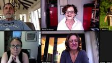 10th Virtual Death Cafe NYC: Wed, Oct 21