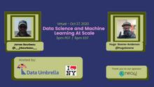 [Live Webinar] Data Science and Machine Learning At Scale
