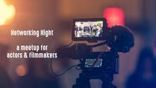 November 2020 Networking Night: Zoom Meetup for Actors & Filmmakers