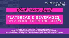 Rooftop City Views + Flatbread And Beverages