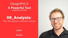 DesignPH | 08_Analysis: Run Simulations, Results Tracker