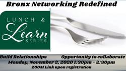Business Networking Redefinded:  Lunch and Learn