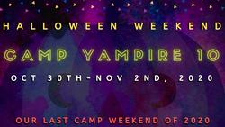 Camp Yampire: Halloween Festival (Friday, October 30th)