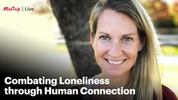 Combating Loneliness through Human Connection