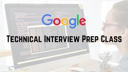 Google Technical Interview Prep Class Facilitated by Outco