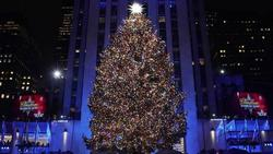 World-Famous Rockefeller Center Christmas Tree Experience