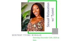 R.A.W. Girl Talk Presents: Sexual Relaxation (A sponsored event)