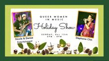 Live on QWiM: Holiday Edition