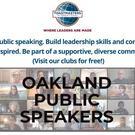 Oakland Public Speakers